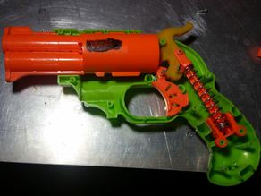 Nerf Double Strike Hammer