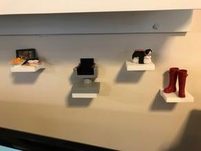 Little Display Shelves