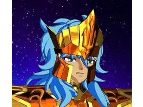 Sea God Poseidon helmet from Saint Seiya Atlantis Saga