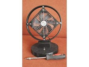 Desktop fan.