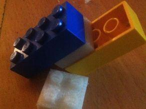 Lego double side 2x2