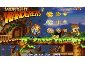 Midnight Wanderers Coins