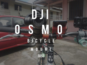DJI OSMO Bicycle Mount V.1