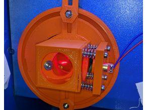 Beam Combiner for K40 Laser