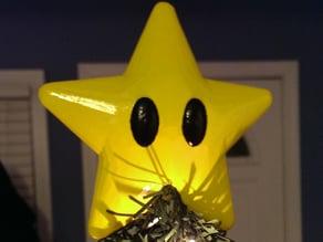 Power Star Tree Topper