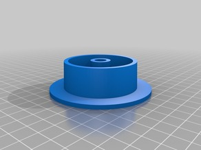 55.5mm Spool Holder for hatchbox and inland