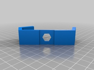 Tripod adapter for Kinect with support