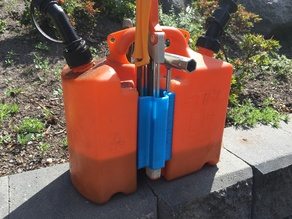 Stihl Fuel Can Tool Holder