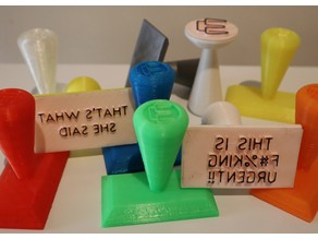 Novelty Rubber Stamps