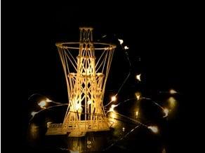 [Mathematical Art] Light Tower