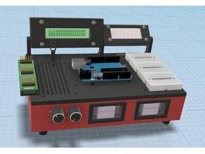 Prototyping base platform for Arduino & STK16+