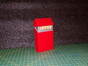 Cigarette Box Slip-On Cover