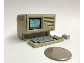 Mini Apple Lisa