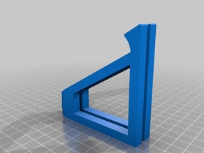 Foldable phone-stand