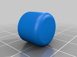 Blue Yeti Mute Button Cover