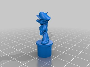 Mario Extruder Knob for CR-10