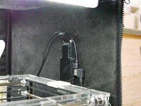 Pi Zero W Case with Pimoroni's Pi Camera Module