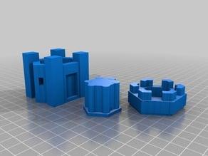 castle pieces