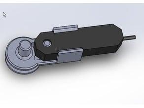 Support pour capteur magnétique pour 3DMS - Riders Enovation