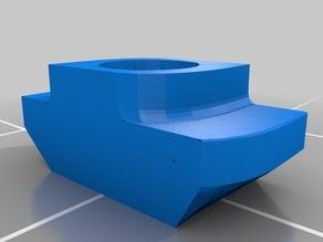m3 & m4 Tnut for chinese 20x20 aluminium profile, kossel 800 compatible