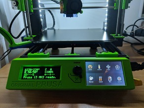Prusa MK2S screen case for OLED and TFT screens