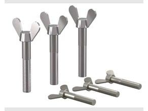 DIN 316 Wing screws - Configurator