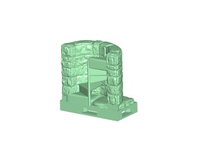 OpenForge 2.0 Spiral Stair Up (ORIG) OpenLock Base