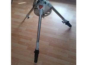 EQ-5 mount leg leveler screw