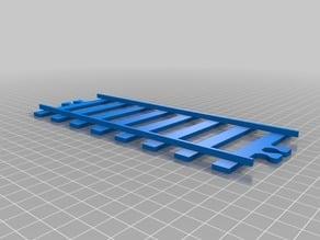 Parametric train track