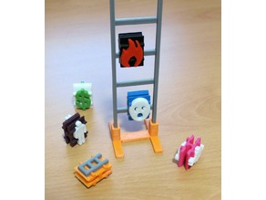 Ladder Peg Toy 3000: Codename Overkill