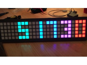Grid for LED strips - Extension