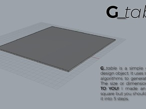G_table