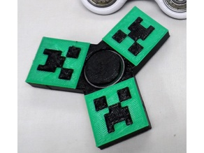 Minecraft Creeper Spinner