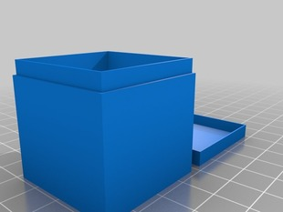 Thin Nested Boxes (with Lids)