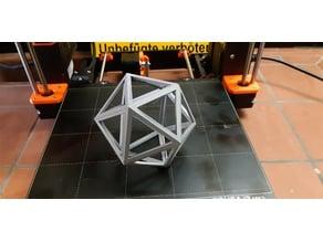 Ikosaeder icosahedron