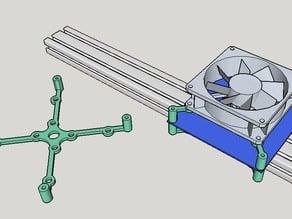 TinyG V8 mounting frame