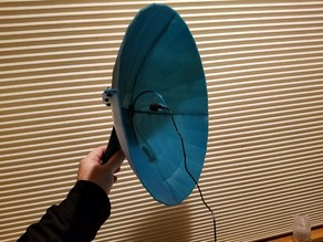 Parabolic Microphone, 340mm