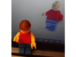 Lego Man Hat