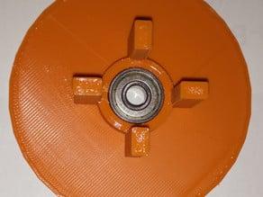 Filament spooler (dual size)