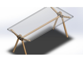 Exo-Table, Dinning Table