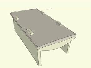 Table Japonaise Basse