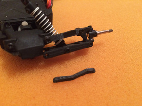 Front Upper Arms for Losi Micro-T
