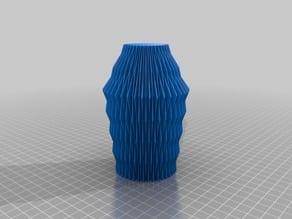 Geometric Vase Straight