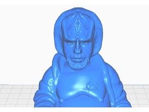 Lt. Worf Buddha (Star Trek Collection)