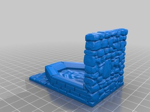 OpenForge compatible Dwarven Fountain