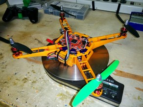 (Yet Another) Printable Quad Frame