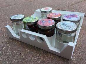Custom Caravan Spice Drawer