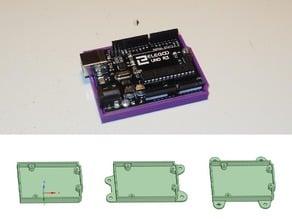 Arduino Bumper / Holder