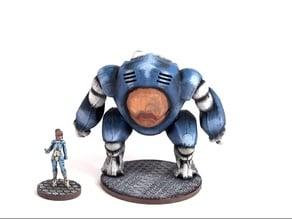 Dominion T.A.P. (Tactical Armor Pod)