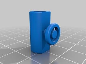 28mm Terrain Valve for drinking straw/pipe